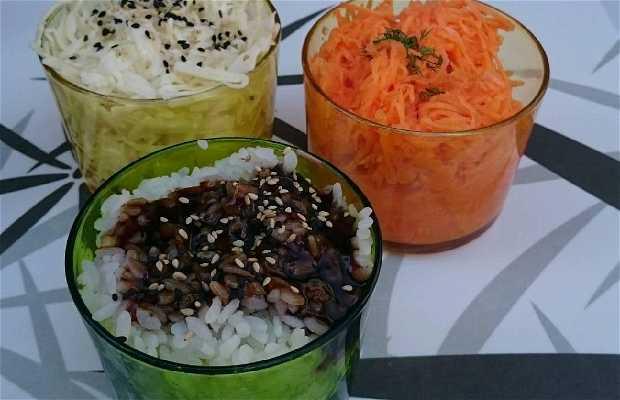 samouraï sushis Besançon