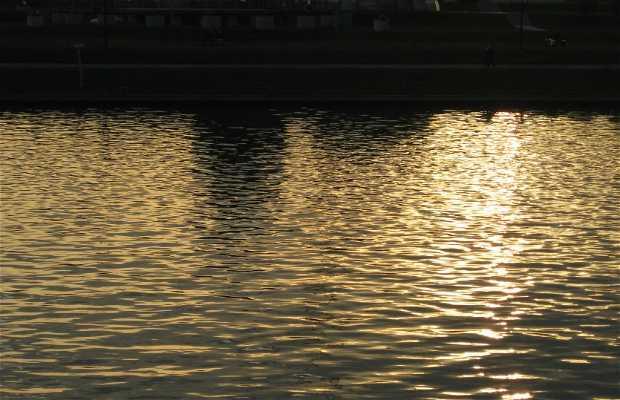 El río Wisla