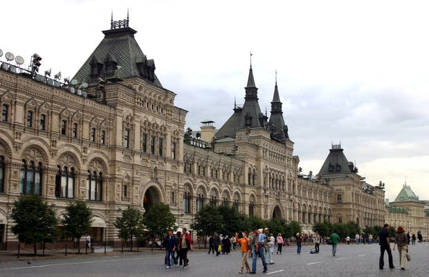GUM Red Square