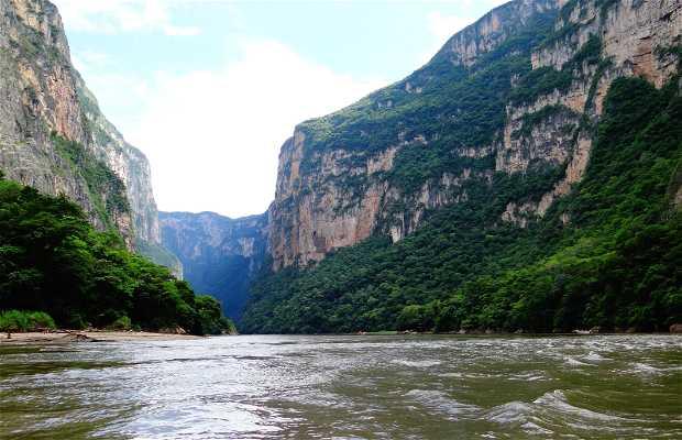 Canyon di Sumidero