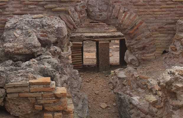 Área Arqueológica de Nora