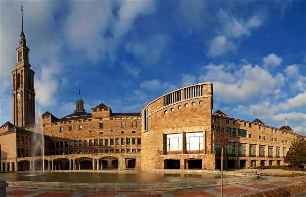 Universidad Laboral di Gijón