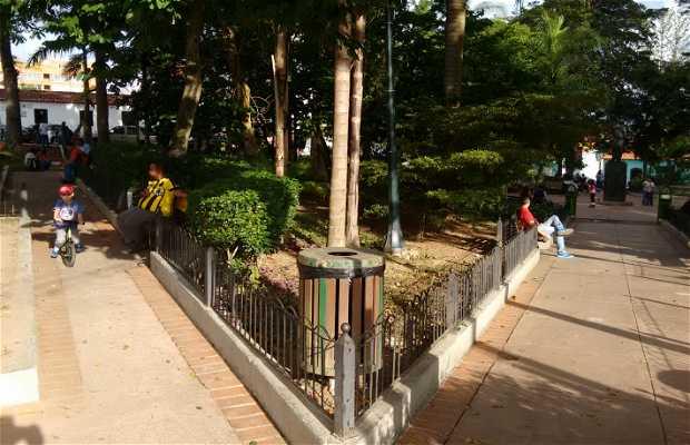 Plaza Bolívar del Hatillo