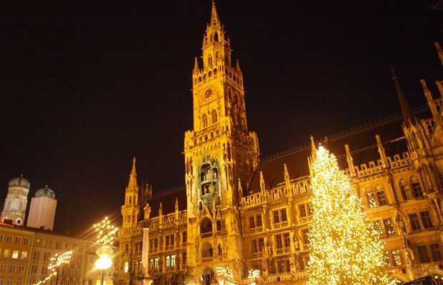 Mercadillos navideños Múnich