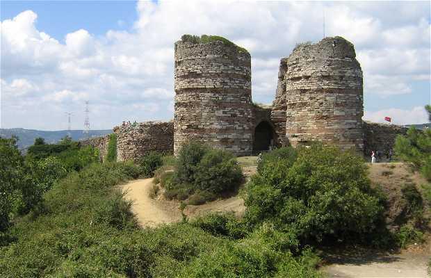 Castillo de Yoros