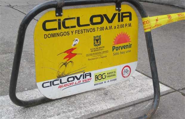 La Ciclovía