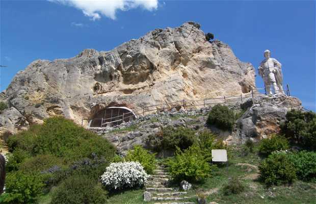 Le monument del Pastor