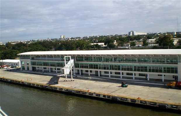 Terminal de cruceros Sans Souci