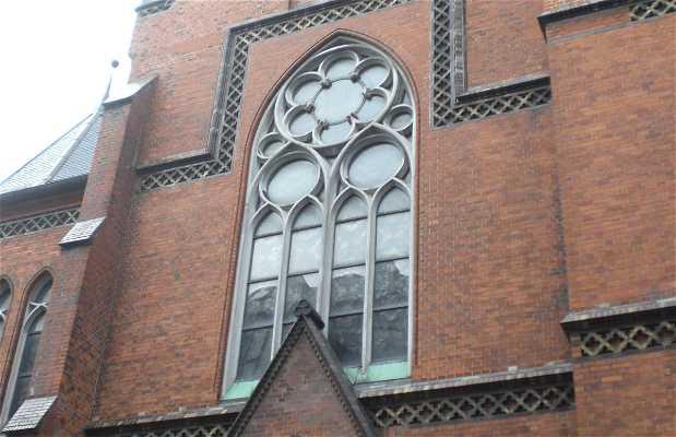 Iglesia del Corazón de Jesús