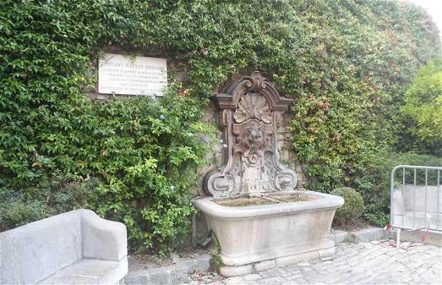Fontaine Maryse Duhalde