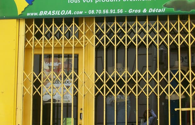 Shop Brasiloja - Chiuso