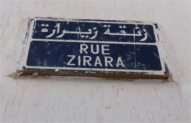 Rue Zirara