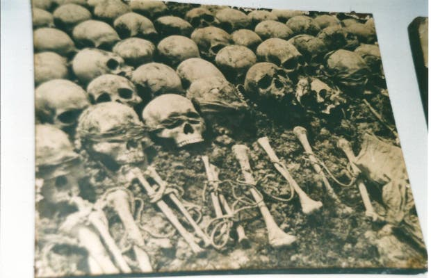 Holocausto Jemer
