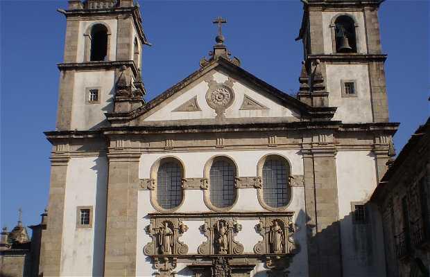 Monasterio de San Andrés de Rendufe