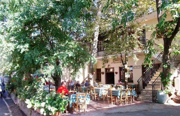 Calle Sócrates Karamichalis