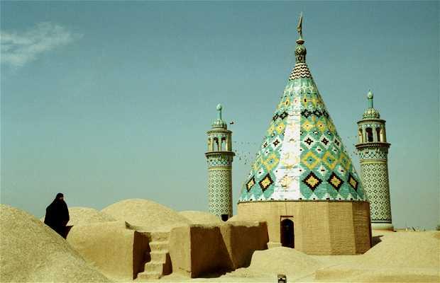 Mezquita de Kashan