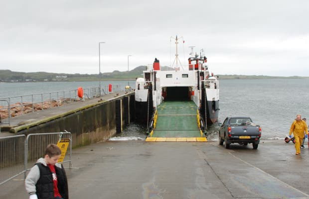 Ferry d'Iona