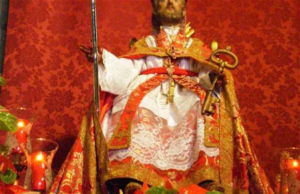 Fiestas de San Pedro Apóstol