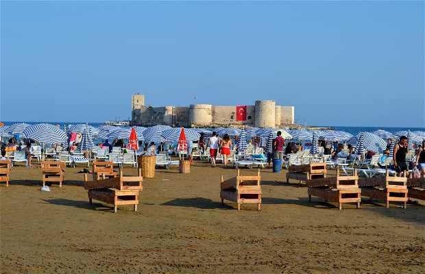 Playa de Kizkalesi