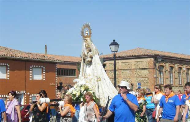 Peregrinacion a la Virgen de Gracia