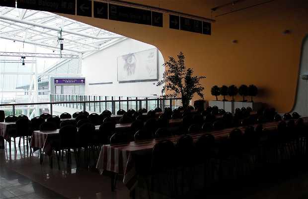 Gare Asia World expo