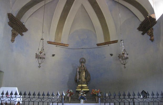 Los Remedios Shrine
