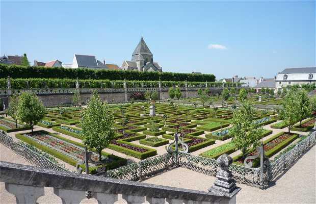 Ch teau et jardins de villandry in villandry 7 reviews for Jardin villandry