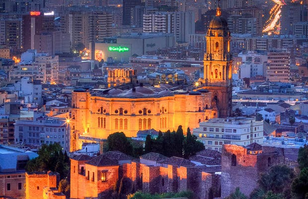 Centro storico di Malaga