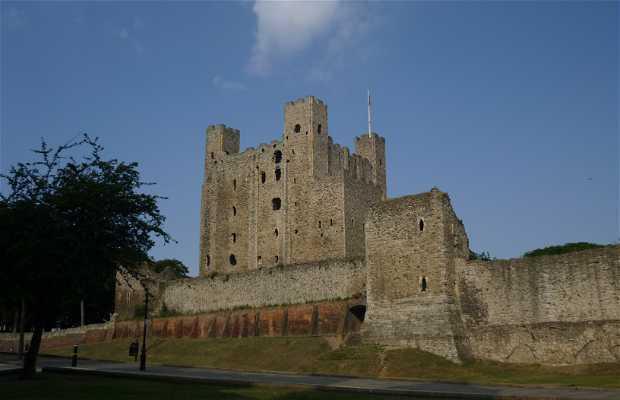 El castillo de Rochester