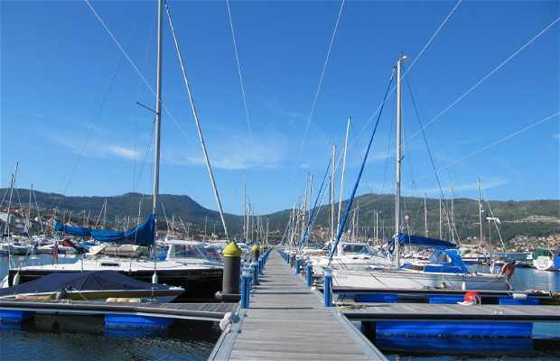 Puerto Deportivo de Moaña