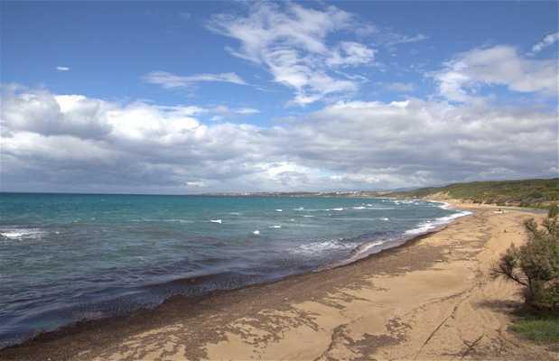 Playa de Capo Piccolo