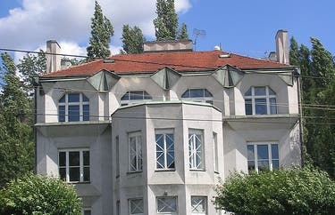 Casas Cubistas de Praga