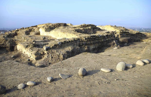 Sitio Arqueológico de Vichama