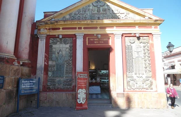 Complejo Cultural San Francisco