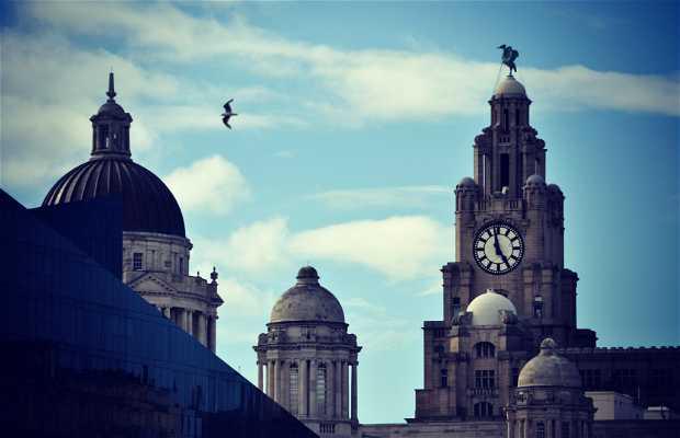 Ruas de Liverpool