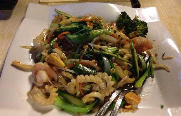 CHEN - Cocina Asiática