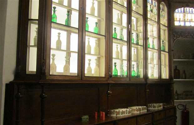 Farmacia Teixeira Novaes en el Museo Histórico Nacional