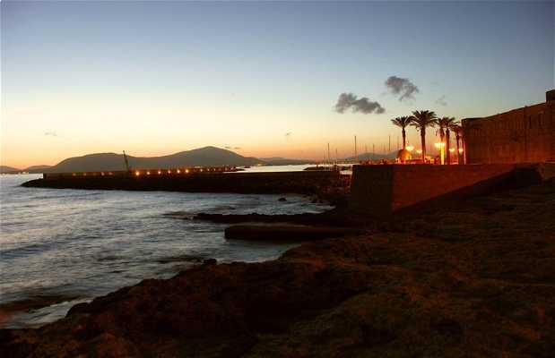 Puerto de Alguer
