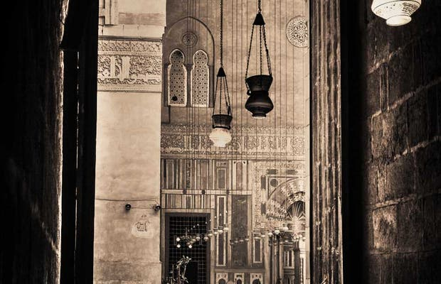 Mezquita - Madrasa de al Ghouri
