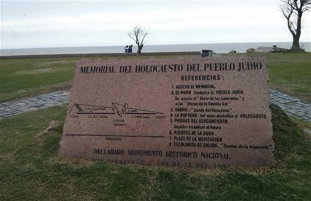 Memorial al Holocausto del Pueblo Judío