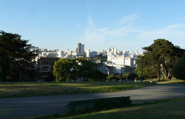 Alamo Square a San Francisco