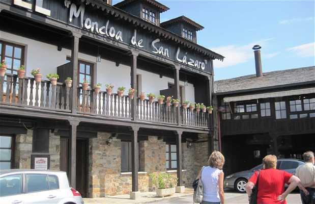 Restaurante La Moncloa de San Lázaro