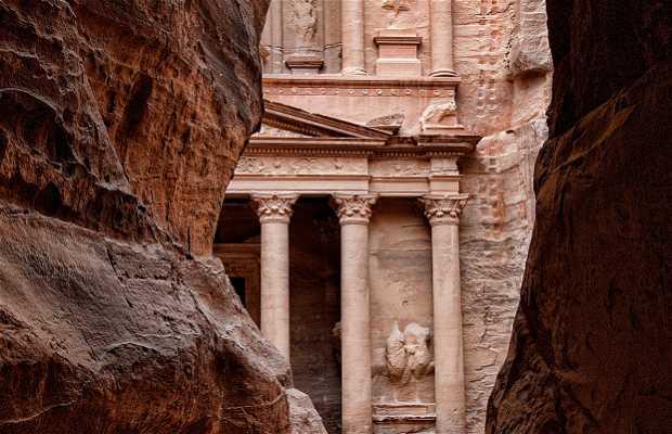 Petra - Patrimônio da Humanidade