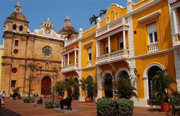 Città vecchia di Cartagena