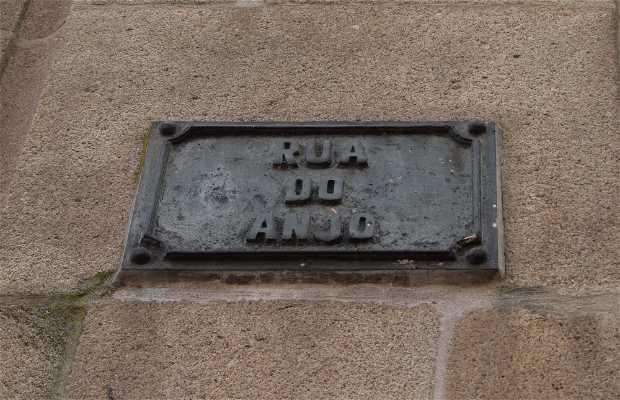 Rua do Anjo
