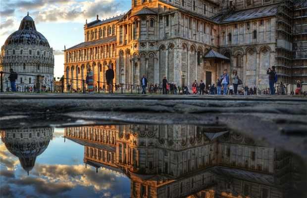 Place dei Miracoli