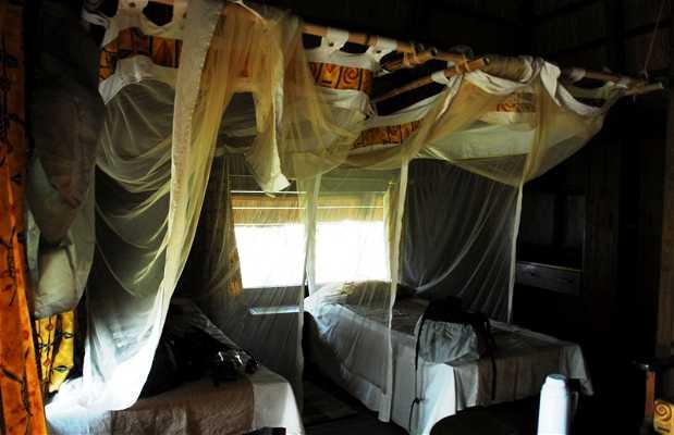Isanga bay Lodge, Zambia