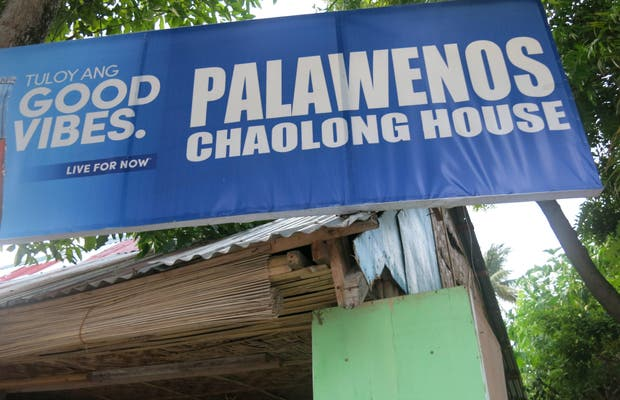 Palaweño's Chaolong House
