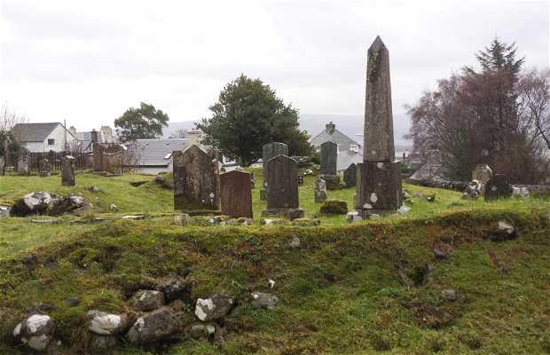 Iglesia Antigua y Cementerio de St Mary