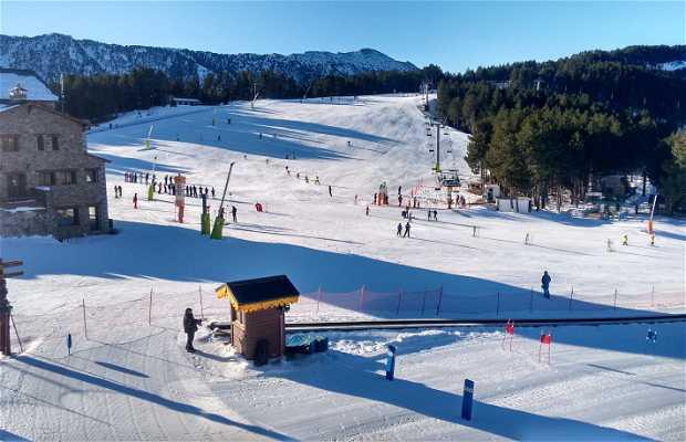 Valldnord Ski Resort